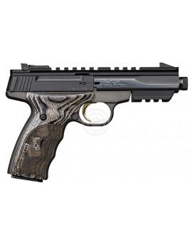 Pistolet Browning Buck Mark Black label suppressor ready 22lr