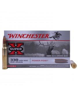Winchester 338 Win Mag
