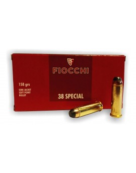 Fiocchi 38 SP