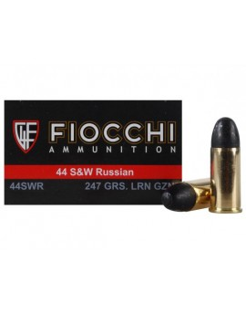 Fiocchi 44S&W Russ