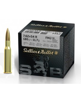 Sellier & Bellot 7.62x54R