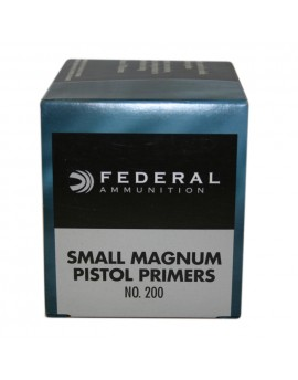 Federal Small Pistol Magnum