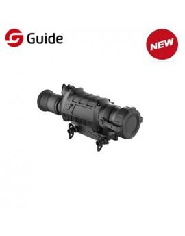 Lunette de tir thermique Guide Sensmart TS435 avec montage picatinny